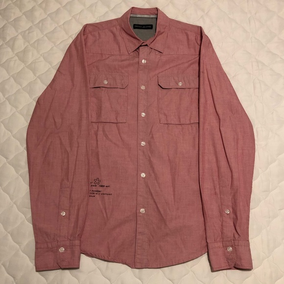 Dkny Other - 5/$25 🔴 DKNY Jeans | Long Sleeve Button Down